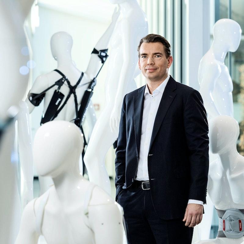 Philipp Schulte-Noelle, Ottobock