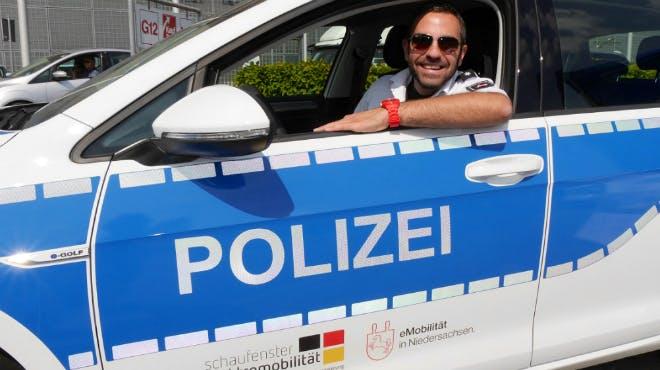 Emobil Polizei Galerie