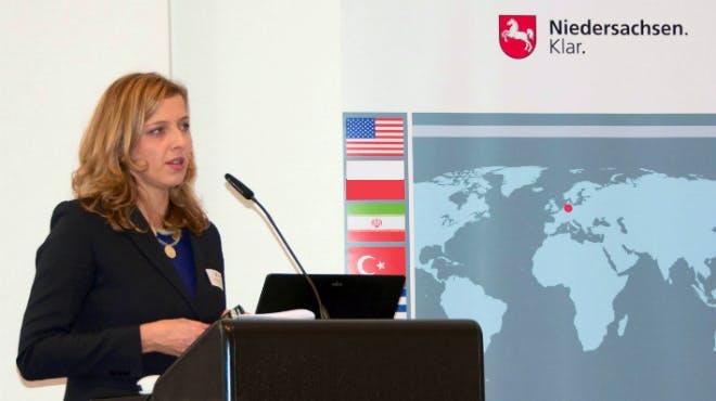 Patrycja Kosta stellt die aktuellen Entwicklungen in Polen vor