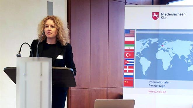 Anna Urumyan stellt die aktuellen Entwicklungen in Russland vor