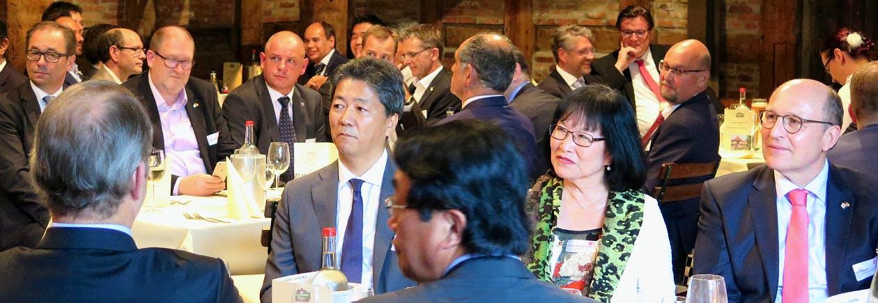 Das Hakuba Summer Meeting 2017 war eine gelungene Netzwerk-Veranstaltung