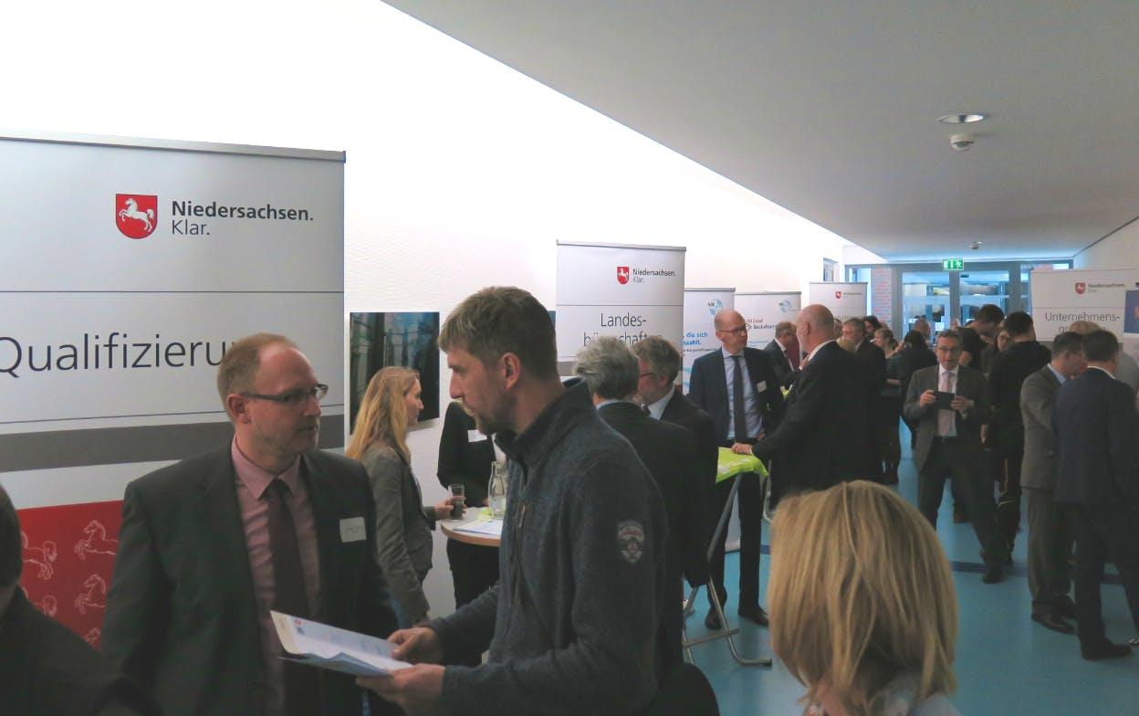 Niedersachsen stellt Förderprogramme vor