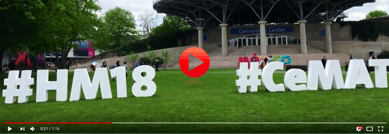Rückblick: Hannover Messe 2018 im Video