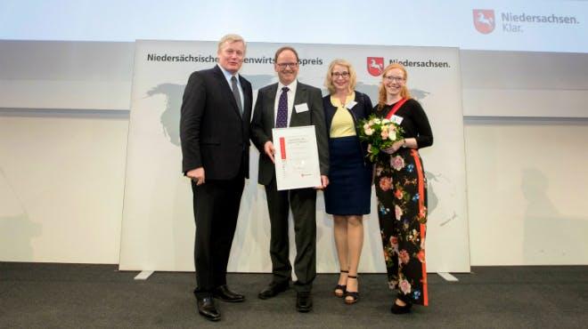 Außenwirtschaftspreis 2018 - nominiertes KMU: Energietechnik Packmohr GmbH