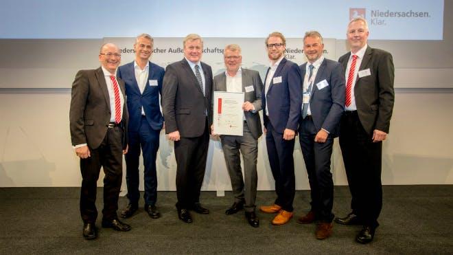 Außenwirtschaftspreis 2018 - nominiertes KMU: LAP GmbH Laser Applikationen