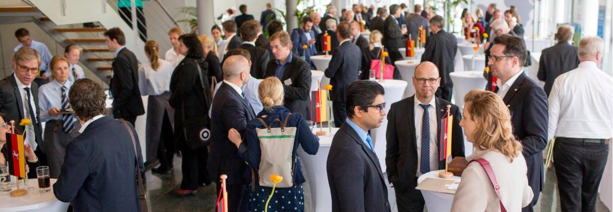 Außenwirtschaftstag 2017 Networking