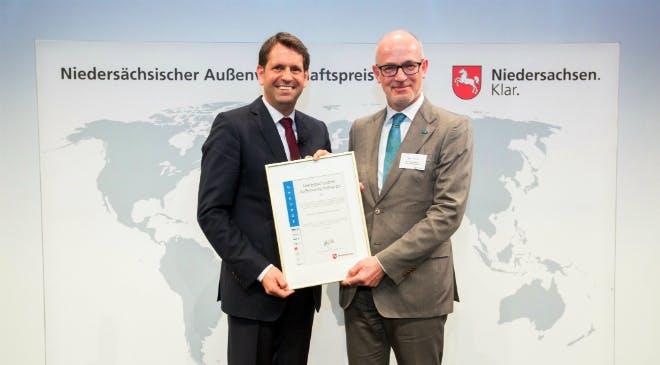 Außenwirtschaftspreis 2017