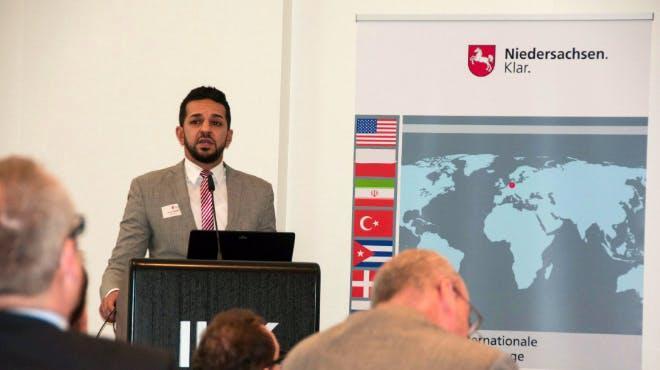 Aryan Zandieh stellt die aktuellen Entwicklungen in den USA vor