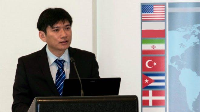 Patrick Gu stellt die aktuellen Entwicklungen in China vor