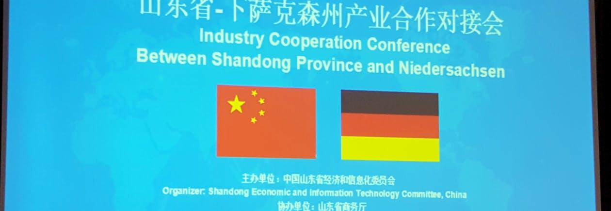 Zu Gast in Niedersachsen: Delegation aus China