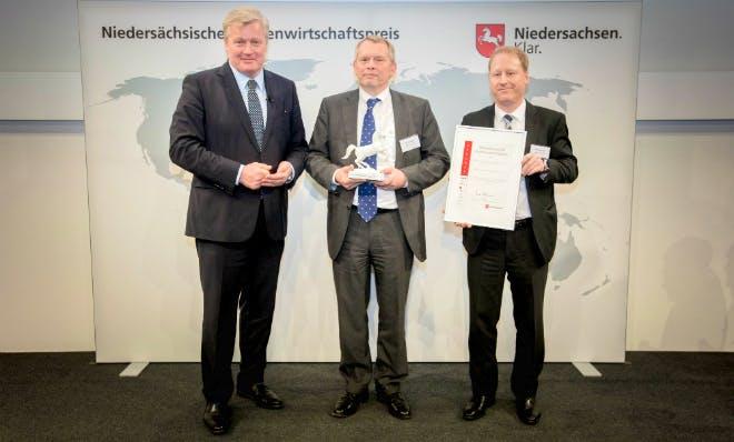 Außenwirtschaftspreis 2018: MKN Maschinenfabrik Kurt Neubauer GmbH & Co. KG