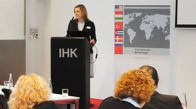 Internationale Beratertage 2016