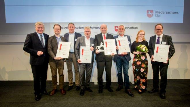 Außenwirtschaftspreis 2018: Das sind die nominierten KMUs