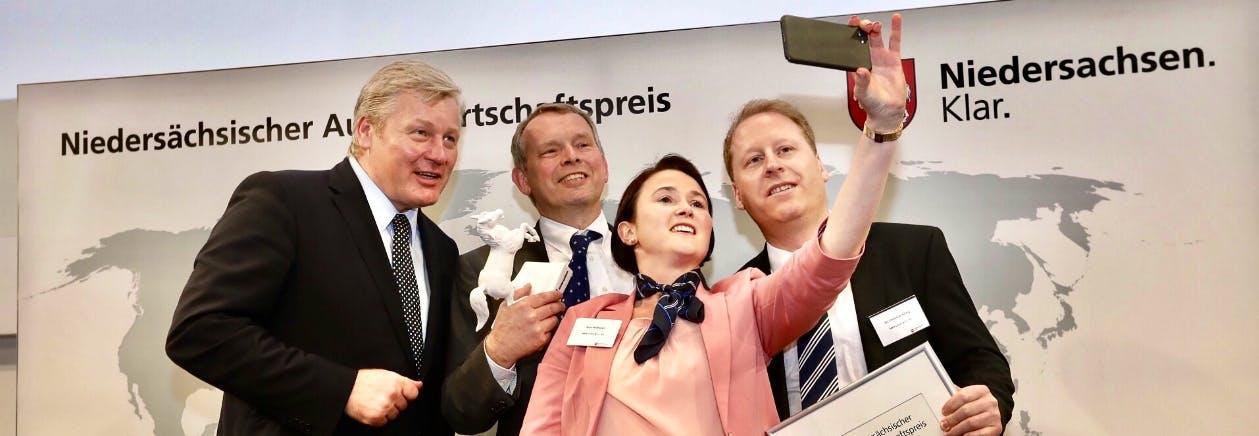 Außenwirtschaftspreis Gewinner MKN